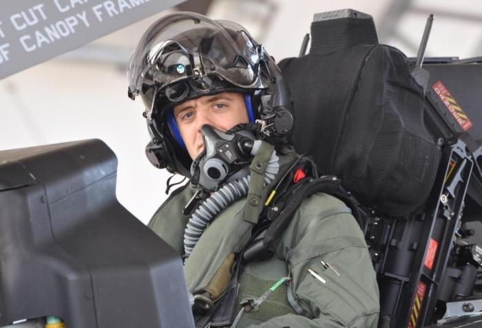 F 35 Pilot Cadre Grows To 100 As Training Ramps Up At
