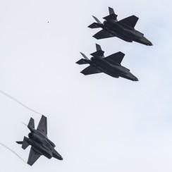 3 ship F35s Eglin