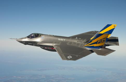 F-35 CF-1 Flight Test