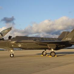 F-002 op Eglin